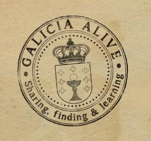 Logo Galicia Alive - Marrón