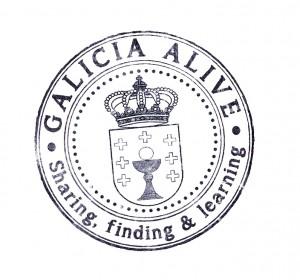 Logo Galicia Alive - Branco