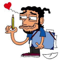 Autorretrato Pepe Mansilla