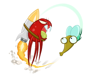 Videoxogo Fly Away - Cogomelo Games