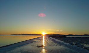 Galicia en Canadá - 7 - Frío sol