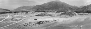 Caral, a civilización máis antiga de América, a 180km de Lima