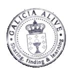 Logo Galicia Alive Blanco - Background