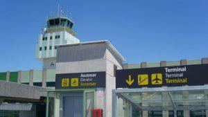 Aeroporto de Santiago de Compostela - SCQ