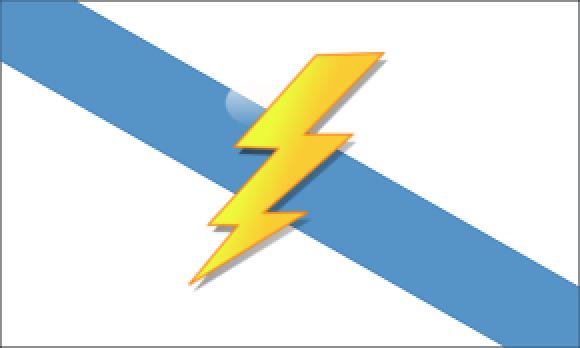 Bandeira eléctrica galega