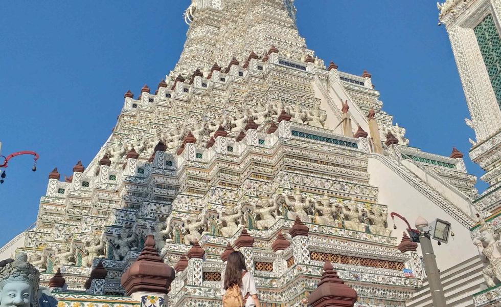 Wat Arun en Bangkok