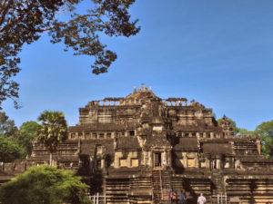 Templo Baphuon en Angkor Thom