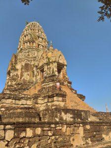 Wat Ratburana en Ayutthaya