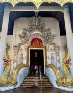 Intakhin Pillar Vihara en Chiang Mai