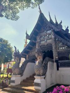 Vihara de Luang Pu Mun en Chiang Mai