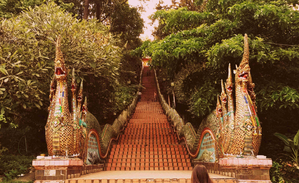 Wat Phra That Doi Suthep en Chiang Mai