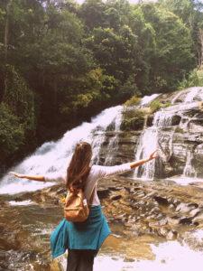 Fervenza no Parque Natural de Doi Inthanon