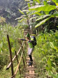 Sendeirismo no Parque Natural de Doi Inthanon