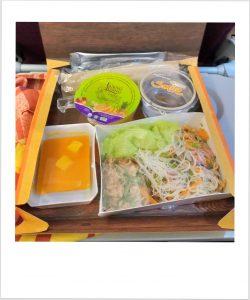 Comida no Thai Smile