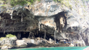 Viking Cave en Phi Phi Lee