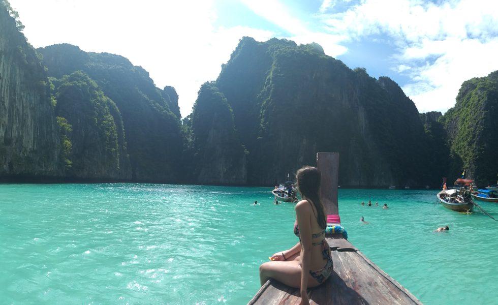 Pileh Lagoon en Phi Phi Lee