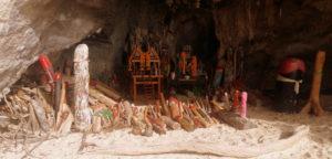 Cova Phra Nang en Railay