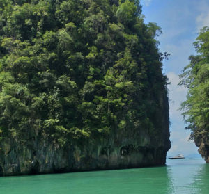 Lagoa de Koh Hong