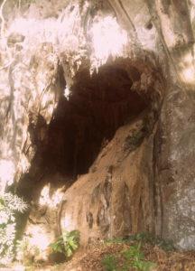 Cova Phra Nang Nai/Diamant en Railay