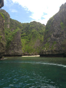 Shark Point en Phi Phi Lee
