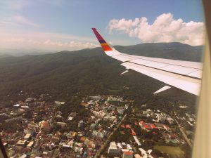 Voos Chiang Mai-Bangkok-Siem Reap con Thai Smile