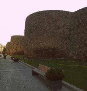 Muralla de Lugo - Patrimonio da humanidade