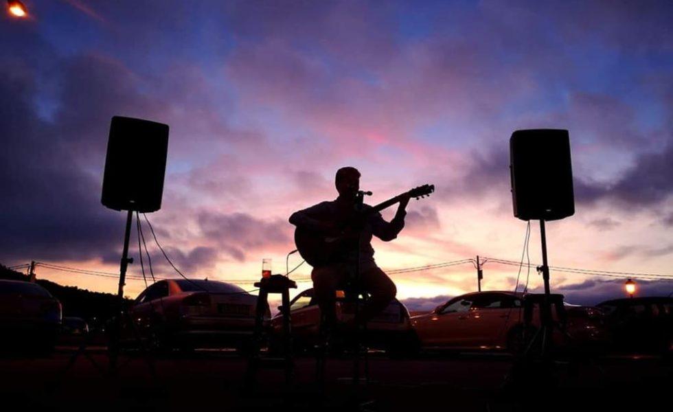 Chiña en concerto - Mar de esperanza