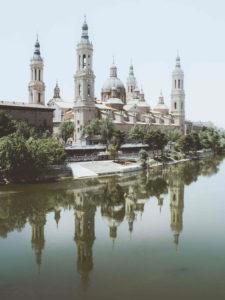 "Andrea Rodríguez: Fotografía de arquitectura, ""Basílica del Pilar"" de Zaragoza"